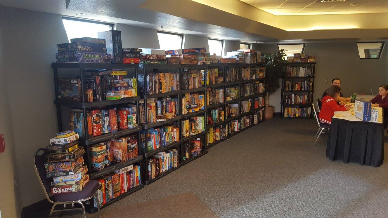 Arizona Game Fair Game Library