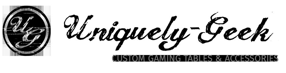 custom gaming tables_ug logo_tagline